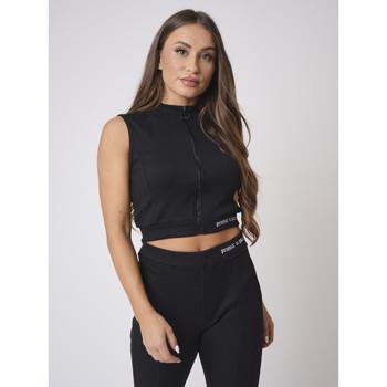 Υφασμάτινα Γυναίκα Μπλούζες Project X Paris  Black