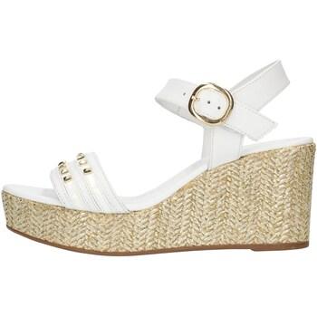 Παπούτσια Γυναίκα Σανδάλια / Πέδιλα NeroGiardini E012400D White