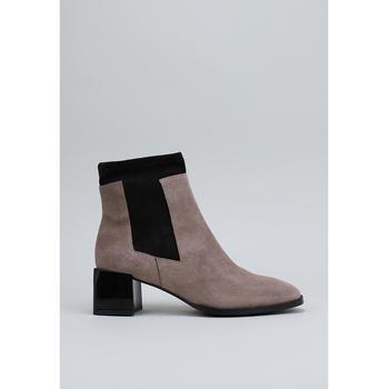 Παπούτσια Γυναίκα Μποτίνια Sandra Fontan  Brown