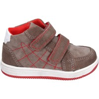Παπούτσια Αγόρι Ψηλά Sneakers Didiblu BK202 καφέ
