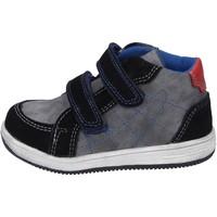 Παπούτσια Αγόρι Sneakers Didiblu BK204 Μαύρος