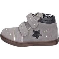 Παπούτσια Κορίτσι Sneakers Didiblu sneakers camoscio strass Beige