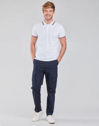 Υφασμάτινα Άνδρας παντελόνι παραλλαγής Aigle BESTICOL Marine