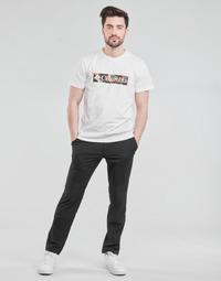 Υφασμάτινα Άνδρας παντελόνι παραλλαγής Columbia TECH TRAIL HIKER PANT Black