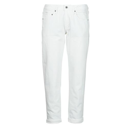 Υφασμάτινα Γυναίκα Boyfriend jeans G-Star Raw KATE BOYFRIEND WMN Άσπρο