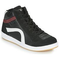Παπούτσια Άνδρας Ψηλά Sneakers André HIGHTECH Black