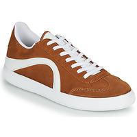 Παπούτσια Άνδρας Χαμηλά Sneakers André POLO Brown