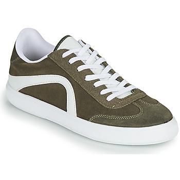 Xαμηλά Sneakers André POLO 2 ΣΤΕΛΕΧΟΣ: Δέρμα & ΕΠΕΝΔΥΣΗ: Ύφασμα & ΕΣ. ΣΟΛΑ: Δέρμα & ΕΞ. ΣΟΛΑ: Καουτσούκ