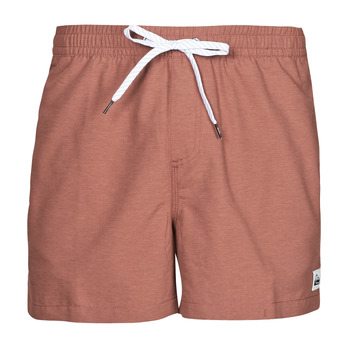Υφασμάτινα Άνδρας Μαγιώ / shorts για την παραλία Quiksilver EVERYDAY VOLLEY 15  terracotta