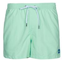 Υφασμάτινα Άνδρας Μαγιώ / shorts για την παραλία Quiksilver EVERYDAY VOLLEY 15 Turquoise