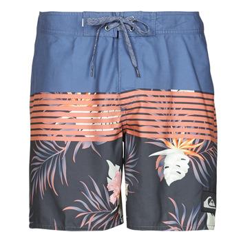 Υφασμάτινα Άνδρας Μαγιώ / shorts για την παραλία Quiksilver EVERYDAY DIVISION 17 Μπλέ