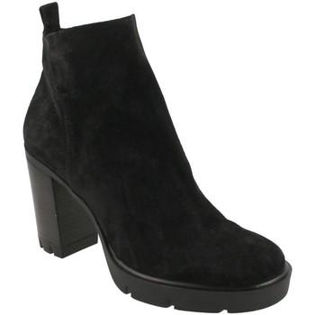 Παπούτσια Γυναίκα Μποτίνια Janet Sport  Negro