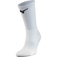 Εσώρουχα Κάλτσες Mizuno Chaussettes  Multisports blanc/noir