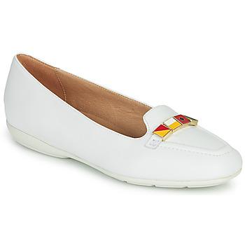 Παπούτσια Γυναίκα Μπαλαρίνες Geox D ANNYTAH Άσπρο