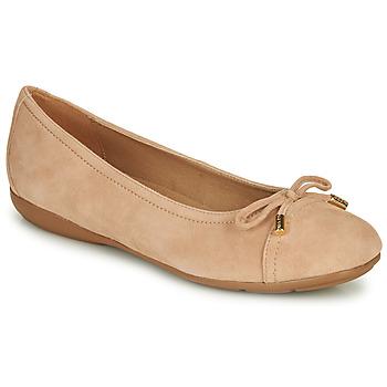 Παπούτσια Γυναίκα Μπαλαρίνες Geox D ANNYTAH Ροζ