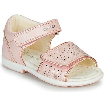 Παπούτσια Κορίτσι Σανδάλια / Πέδιλα Geox B VERRED Ροζ