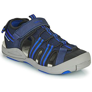 Παπούτσια Παιδί Σανδάλια / Πέδιλα Geox JR SANDALE KYLE Μπλέ