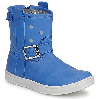 Παπούτσια Κορίτσι Μπότες Pinocchio RABIDA Μπλέ