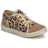 Παπούτσια Κορίτσι Χαμηλά Sneakers Pinocchio   M. / Καφέ