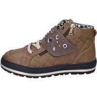 Παπούτσια Κορίτσι Sneakers Didiblu sneakers pelle sintetica Marrone