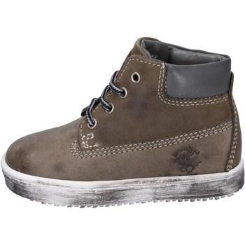 Παπούτσια Αγόρι Μπότες Beverly Hills Polo Club Μπότες αστραγάλου BK214 Γκρί