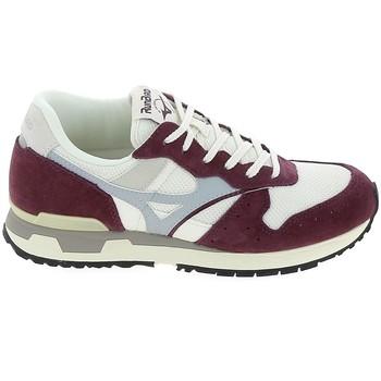 Xαμηλά Sneakers Mizuno GV87 Blanc Prune [COMPOSITION_COMPLETE]