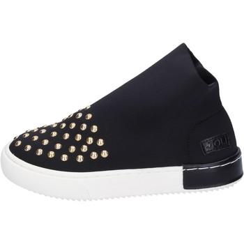 Παπούτσια Κορίτσι Sneakers Joli sneakers tela borchie Nero