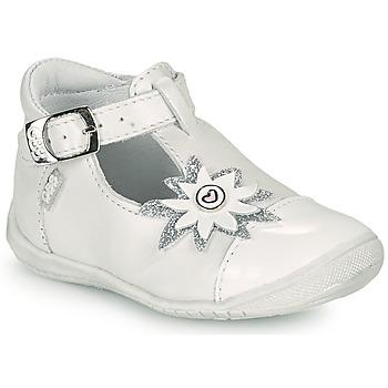Παπούτσια Κορίτσι Μπαλαρίνες GBB EFIRA Άσπρο