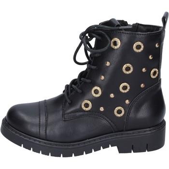 Παπούτσια Κορίτσι Μποτίνια Joli stivaletti pelle sintetica Nero