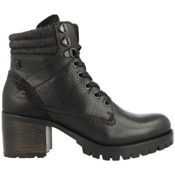 Παπούτσια Γυναίκα Μποτίνια Bullboxer 772m80653a Μαύρο