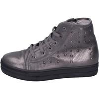 Παπούτσια Κορίτσι Ψηλά Sneakers Eb BK246 Γκρί