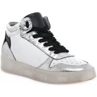 Παπούτσια Γυναίκα Ψηλά Sneakers At Go GO DUCK ARGENTO Grigio