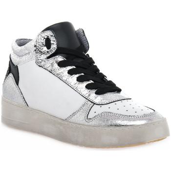 Ψηλά Sneakers At Go GO DUCK ARGENTO
