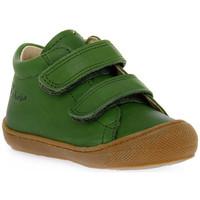 Παπούτσια Αγόρι Χαμηλά Sneakers Naturino F06 COCOON VL NAPPA KAKY Verde