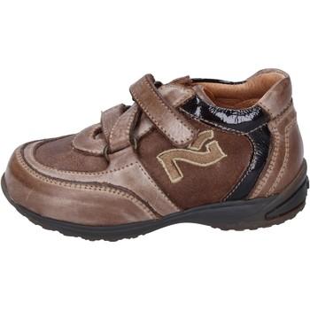 Sneakers Nero Giardini sneakers pelle camoscio