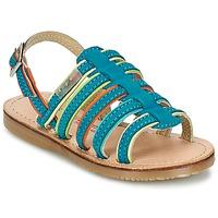 Παπούτσια Γυναίκα Σανδάλια / Πέδιλα Les Tropéziennes par M Belarbi MISS μπλέ