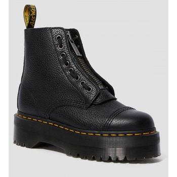 Παπούτσια Γυναίκα Μποτίνια Dr Martens Sinclair Μαύρο