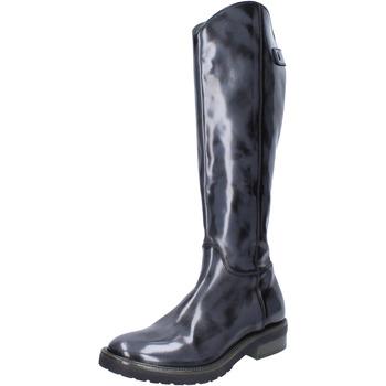 Παπούτσια Γυναίκα Μπότες Moma Μπότες BK293 Γκρί