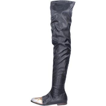 Παπούτσια Γυναίκα Μπότες Moma Μπότες BK302 Μαύρος