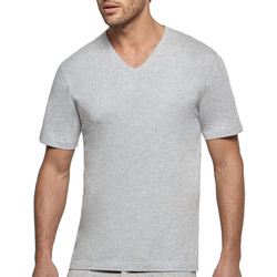 Υφασμάτινα Άνδρας T-shirt με κοντά μανίκια Impetus 1360002 507 Grey