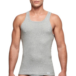Υφασμάτινα Άνδρας T-shirt με κοντά μανίκια Impetus 1334001 507 Grey