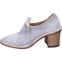 Παπούτσια Γυναίκα Γόβες Moma Μπότες αστραγάλου BK305 Γκρί