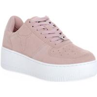 Παπούτσια Γυναίκα Χαμηλά Sneakers Windsor Smith RICH BRAVE SORBET Rosa
