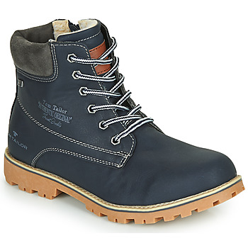 Παπούτσια Αγόρι Μπότες Tom Tailor 70502-NAVY Marine