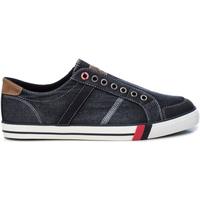 Παπούτσια Άνδρας Χαμηλά Sneakers Xti 43995 NEGRO Negro