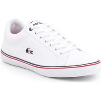 Παπούτσια Άνδρας Χαμηλά Sneakers Lacoste Lerond 7-35CAM014821G white