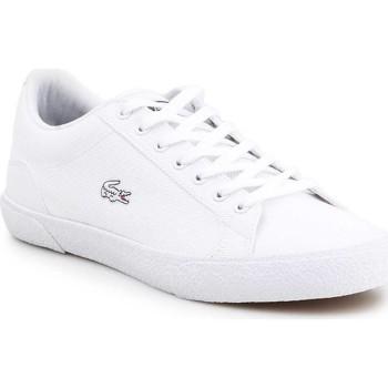 Παπούτσια Άνδρας Χαμηλά Sneakers Lacoste Lerond 7-38CMA005621G white