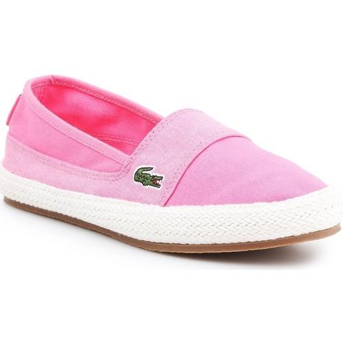 Παπούτσια Γυναίκα Εσπαντρίγια Lacoste Marice 7-35CAW004213C pink