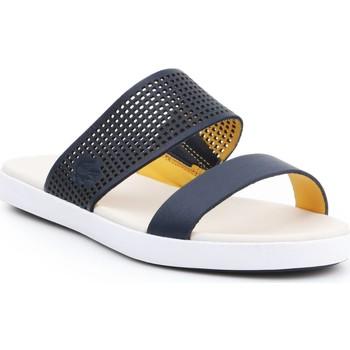Παπούτσια Γυναίκα Τσόκαρα Lacoste Natoy Slide 7-31CAW0133326 navy