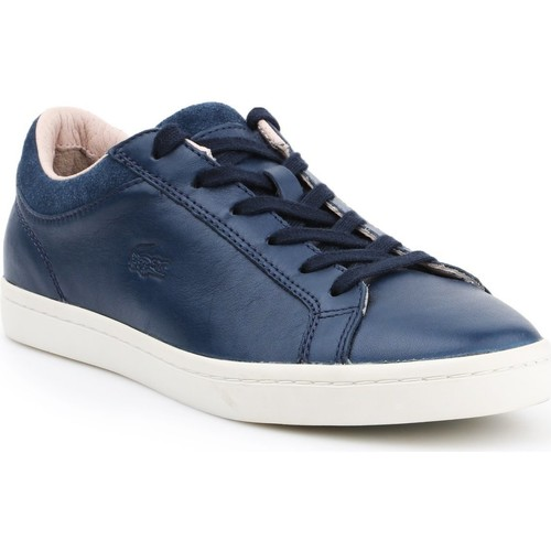 Παπούτσια Γυναίκα Χαμηλά Sneakers Lacoste Straightset 7-30SRW0028003 navy